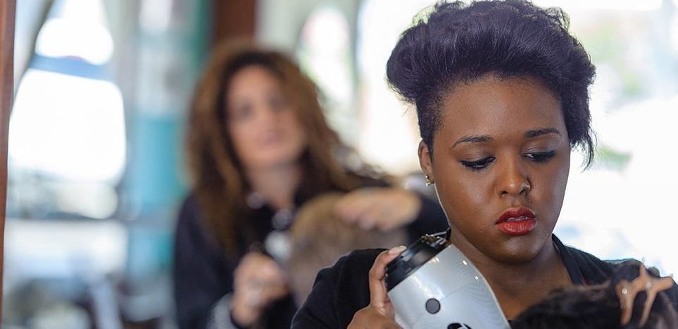 Beauty Salon in Bermuda. Nails, spas, hair.